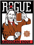 Rogue Brewery Company Chocolate Stout 22oz.