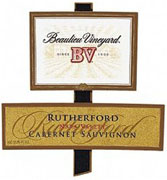 BV Cabernet Sauvignon Rutherford 2009