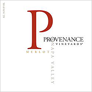 Provenance Merlot Napa Valley 2007
