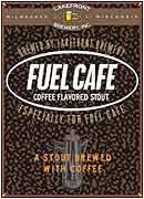 Lakefront Brewery Fuel Caf� Stout 6-pack 12oz. Bottles