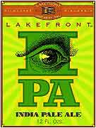 Lakefront Brewery IPA 6-pack 12oz. Bottles