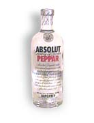 Absolut Vodka Peppar  1.0L