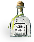 Patron Silver Tequila 375ml.
