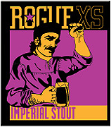 Rogue Brewery Russian Imperial Stout Nips 7oz.
