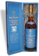 Macallan Single Malt Scotch 30 year old