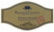 B & G Pouilly Fuisse