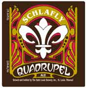Schlafly Brewery Quaddrupel Ale 750ml