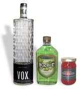 Vox Vodka & Pucker Gift Set