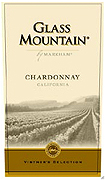 Glass Mountain Chardonnay 2008