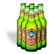 Tsing Tao Beer 6-pack 12oz. Bottles