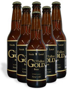 O'Fallon Brewery Gold Beer 6pk