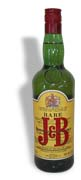 J & B Scotch Whiskey 1.0L