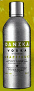 Danzka Grapefruit Vodka