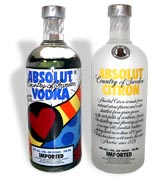 Absolut Vodka Britto Combo Pack
