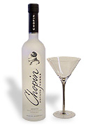 Chopin Vodka Gift Set