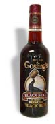 Goslings Blackseal Rum 1L.