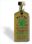 Don Juan Escobar Mezcal Reposado