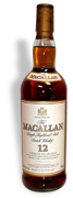 Macallan Single Malt Scotch 12 Year