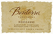 Bonterra Organically Grown Roussane 2006