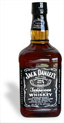 Jack Daniel's Old No. 7 Black Label Tennessee Whiskey 1.75liter