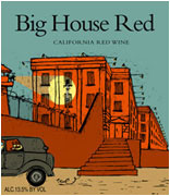 Big House Red Wine 2012