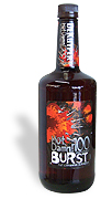 DeKuyper Hot Damn Schnapps 100proof 1.0L