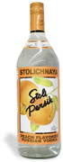 Stoli Vodka Peachik 1L
