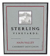 Sterling Vineyards Cabernet Sauvignon Napa Valley 375ml