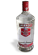 Smirnoff Vodka 80 proof 1.75liter