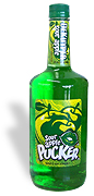 Dekuyper Sour Apple Pucker 1.0L