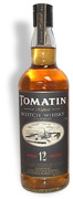 Tomatin 12 year Single Malt Scotch