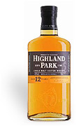 Highland Park Single Malt Scotch 12 year