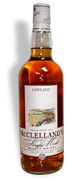 McClellands Lowland Single Malt Scotch