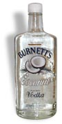 Burnetts Coconut Vodka