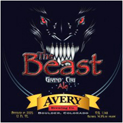 Avery Brewing Company The Beast Grand Cru Ale 12oz