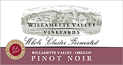 Willamette Valley Vineyards Pinot Noir Whole Clusters