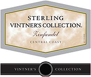 Sterling Vineyards Vintners Collection Zinfandel 2008