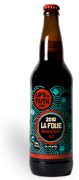 New Belgium Brewing Company Lips of Faith La Folie 22oz.
