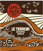 New Belgium Brewing Company Lips of Faith le Terroir 22oz.