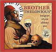 North Coast Brewery Brother Thelonious Abbey Ale