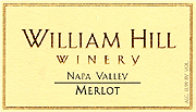 William Hill Merlot 2011