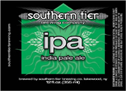 Southern Tier Brewery IPA 6-pack 12oz. Bottles