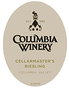 Columbia Winery Cellar Master Riesling 2009