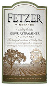 Fetzer Gewurtztraminer Valley Oaks 2010