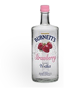 Burnetts Strawberry Vodka