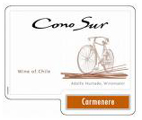Cono Sur Carmenere Bicycle Series