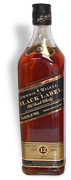 Johnnie Walker Black Label Scotch Whisky 1.0L