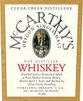 McCarthy Malt Whiskey