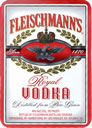 Fleischmann Royal Vodka 1.0L