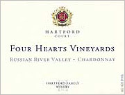 Hartford Court Chardonnay Four Hearts 2011